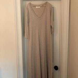 Sonnet James Marni V-Neck Maxi Play Dress